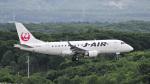 パンダさんが、新千歳空港で撮影したジェイ・エア ERJ-170-100 (ERJ-170STD)の航空フォト(写真)