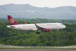 パンダさんが、新千歳空港で撮影した吉祥航空 A320-214の航空フォト(写真)