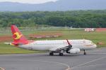 パンダさんが、新千歳空港で撮影した天津航空 A320-232の航空フォト(飛行機 写真・画像)