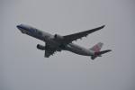 まこやんさんが、関西国際空港で撮影したチャイナエアライン A330-302の航空フォト(写真)