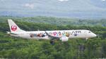 パンダさんが、新千歳空港で撮影したジェイ・エア ERJ-190-100(ERJ-190STD)の航空フォト(写真)