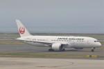 ドラパチさんが、中部国際空港で撮影した日本航空 787-8 Dreamlinerの航空フォト(写真)