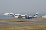 RAOUさんが、中部国際空港で撮影したフィンエアー A350-941XWBの航空フォト(写真)