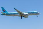 Y-Kenzoさんが、成田国際空港で撮影した大韓航空 A220-300 (BD-500-1A11)の航空フォト(写真)