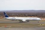 zero1さんが、新千歳空港で撮影した大韓航空 777-3B5/ERの航空フォト(写真)