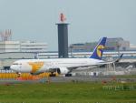 K723@NRTHNDさんが、成田国際空港で撮影したMIATモンゴル航空 767-34G/ERの航空フォト(写真)