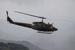 Kuuさんが、鹿屋航空基地で撮影した陸上自衛隊 UH-1Jの航空フォト(飛行機 写真・画像)