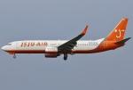 あしゅーさんが、福岡空港で撮影したチェジュ航空 737-86Nの航空フォト(飛行機 写真・画像)