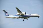 zibaさんが、福岡空港で撮影したANAウイングス DHC-8-402Q Dash 8の航空フォト(写真)