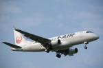 zibaさんが、福岡空港で撮影したジェイ・エア ERJ-170-100 (ERJ-170STD)の航空フォト(写真)