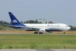 メンチカツさんが、成田国際空港で撮影したアジアン・エア 767-2J6/ERの航空フォト(写真)