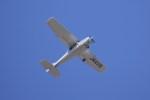 けいとパパさんが、調布飛行場で撮影した朝日航空 172P Skyhawkの航空フォト(写真)