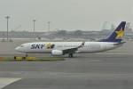 kumagorouさんが、羽田空港で撮影したスカイマーク 737-86Nの航空フォト(写真)