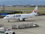 sp3混成軌道さんが、松山空港で撮影したジェイ・エア ERJ-170-100 (ERJ-170STD)の航空フォト(写真)