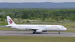 パンダさんが、新千歳空港で撮影した中国東方航空 A321-231の航空フォト(写真)