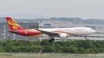 パンダさんが、新千歳空港で撮影した香港航空 A330-223の航空フォト(写真)