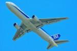 ちっとろむさんが、成田国際空港で撮影した全日空 767-381F/ERの航空フォト(写真)