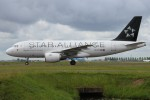 BTYUTAさんが、アムステルダム・スキポール国際空港で撮影したクロアチア航空 A319-112の航空フォト(写真)