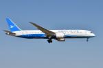 saoya_saodakeさんが、成田国際空港で撮影した厦門航空 787-9の航空フォト(写真)