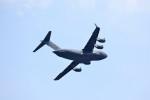 T.Sazenさんが、伊丹空港で撮影したアメリカ空軍 C-17A Globemaster IIIの航空フォト(飛行機 写真・画像)