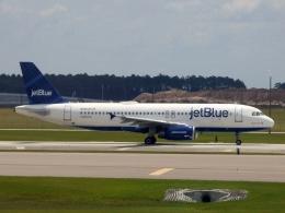 M.Chihara_1さんが、オーランド国際空港で撮影したジェットブルー A320-232の航空フォト(飛行機 写真・画像)