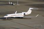 flying_horseさんが、羽田空港で撮影したユタ銀行 G650 (G-VI)の航空フォト(写真)