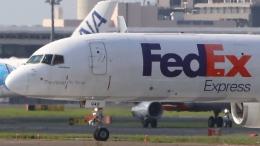 raichanさんが、成田国際空港で撮影したフェデックス・エクスプレス 757-236(SF)の航空フォト(飛行機 写真・画像)