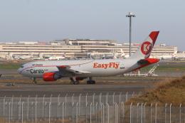 たまさんが、羽田空港で撮影したイージー・フライ・エクスプレス A300C4-605Rの航空フォト(飛行機 写真・画像)