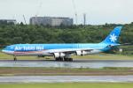 cassiopeiaさんが、成田国際空港で撮影したエア・タヒチ・ヌイ A340-313Xの航空フォト(写真)