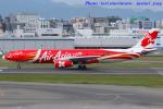 いおりさんが、福岡空港で撮影したエアアジア・エックス A330-343Eの航空フォト(写真)