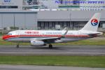 いおりさんが、福岡空港で撮影した中国東方航空 A319-133の航空フォト(写真)