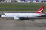 いおりさんが、福岡空港で撮影したキャセイドラゴン A320-232の航空フォト(写真)