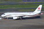 いおりさんが、福岡空港で撮影したサニー・グループ A319-115CJの航空フォト(写真)