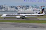 いおりさんが、福岡空港で撮影したシンガポール航空 787-10の航空フォト(写真)