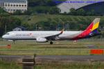 いおりさんが、福岡空港で撮影したアシアナ航空 A321-231の航空フォト(写真)