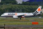 いおりさんが、福岡空港で撮影したジェットスター・ジャパン A320-232の航空フォト(写真)