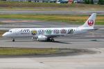 Tomo-Papaさんが、伊丹空港で撮影したジェイ・エア ERJ-190-100(ERJ-190STD)の航空フォト(写真)