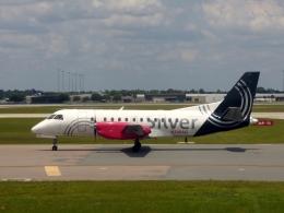 M.Chihara_1さんが、オーランド国際空港で撮影したシルバー・エアウェイズ 340Bの航空フォト(飛行機 写真・画像)