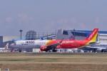 リンリンさんが、成田国際空港で撮影したベトジェットエア A321-211の航空フォト(写真)