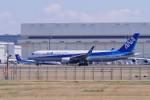 リンリンさんが、成田国際空港で撮影した全日空 767-381/ERの航空フォト(写真)