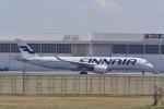 リンリンさんが、成田国際空港で撮影したフィンエアー A350-941XWBの航空フォト(写真)