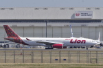 リンリンさんが、成田国際空港で撮影したタイ・ライオン・エア A330-343Xの航空フォト(写真)