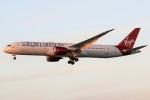 masa707さんが、ロサンゼルス国際空港で撮影したヴァージン・アトランティック航空 787-9の航空フォト(写真)