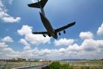 かぷちーのさんが、伊丹空港で撮影したアメリカ空軍 C-17A Globemaster IIIの航空フォト(写真)