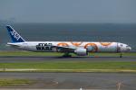 Tomo-Papaさんが、羽田空港で撮影した全日空 777-381/ERの航空フォト(写真)
