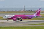 kix-booby2さんが、関西国際空港で撮影したピーチ A320-214の航空フォト(写真)