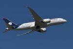 turenoアカクロさんが、成田国際空港で撮影したアエロメヒコ航空 787-8 Dreamlinerの航空フォト(写真)
