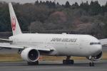 リンリンさんが、成田国際空港で撮影した日本航空 777-346/ERの航空フォト(写真)