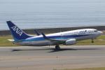 ANA744Foreverさんが、中部国際空港で撮影した全日空 737-781の航空フォト(写真)