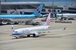 EC5Wさんが、中部国際空港で撮影したチャイナエアライン 737-8MAの航空フォト(写真)